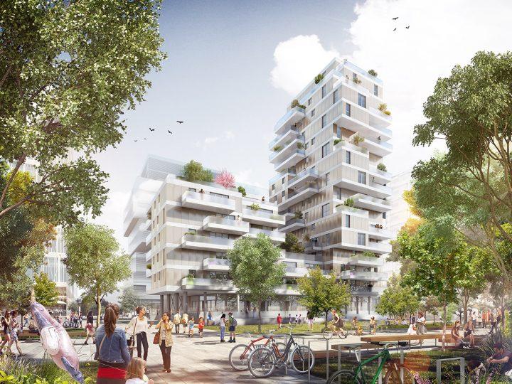 Wacken Strasbourg – Quartier d'affaires