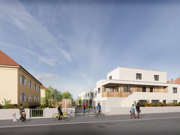 Construction de 16 logements à Illkirch