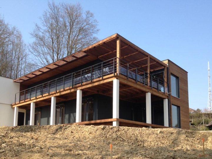 Construction Bois organisé par FIBOIS