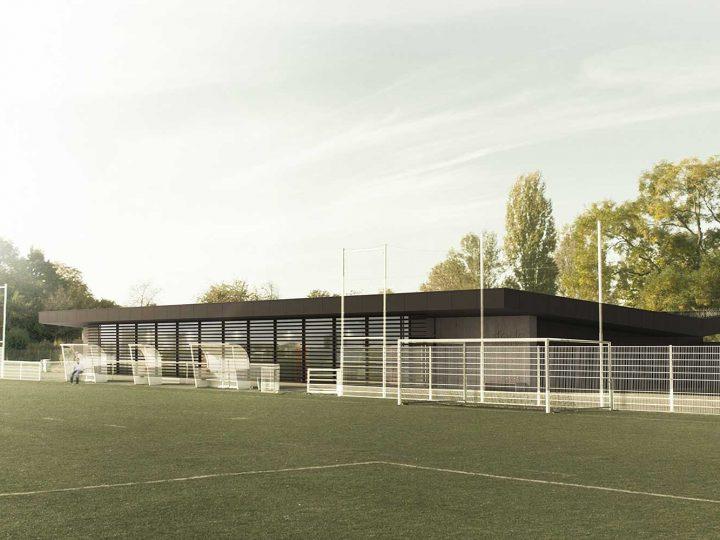 Stade  de football de la Canardière – Strasbourg