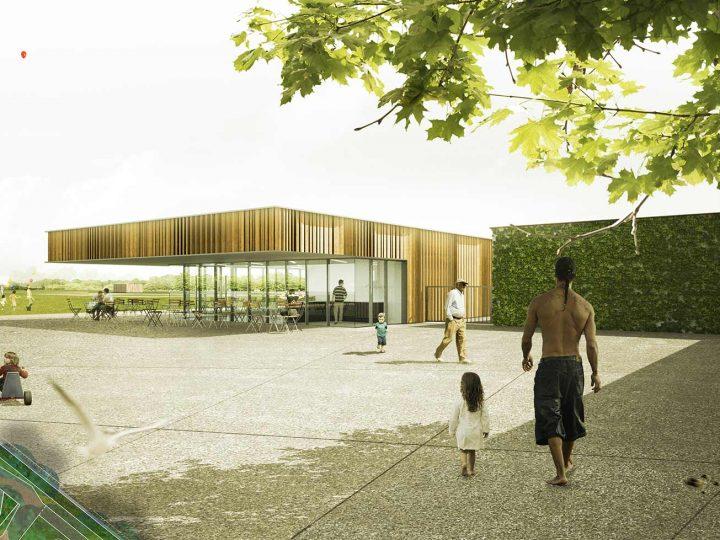 Base de loisirs et d'hébergement  à Vendenesse-sur-Arroux