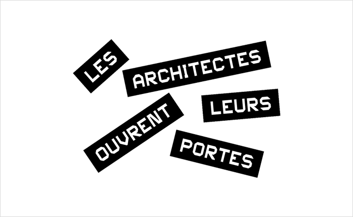 Les architectes ouvrent leurs portes le 3 et 4 juin!