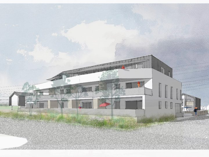 Construction de 18 logements à Mundolsheim